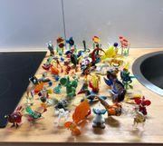 Glasfiguren Sammlung