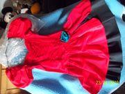 rotes Ballkleid Größe 42
