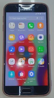 Samsung galaxy s6 schwarz 64GB