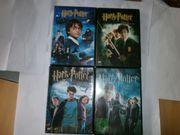 DVD Harry Potter Filmen
