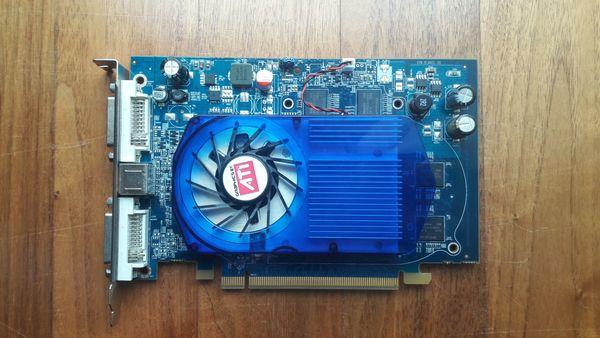 Grafikkarte ATI HD2600 PRO PCI-E