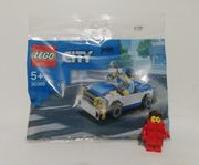 LEGO Polybag City Polizeiauto 30366