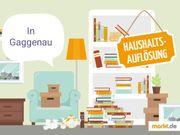 HAUSHALTSAUFLÖSUNG Couch Bett Wohnwand SZ-Schrank