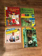Bücherpaket Natur Kinder