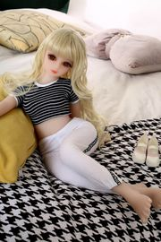 65cm Small Silicone Sex Doll -
