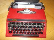 Schreibmaschine Brother Deluxe Versand möglich