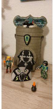Playmobil Mitnehm-Drachenritterturm