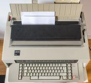 Rarität IBM 6746 Schreibmaschine Typenrad