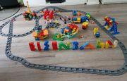 Verkaufe LEGO Duplo Eisenbahn mit