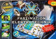 Ravensburger Faszination Elektrotechnik