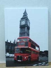 Leinwandbild London