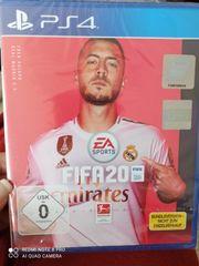 ps4 Fifa20 Spiel neu