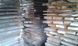 Holz - Buche Bohlen Schnittholz ungedämpft 16