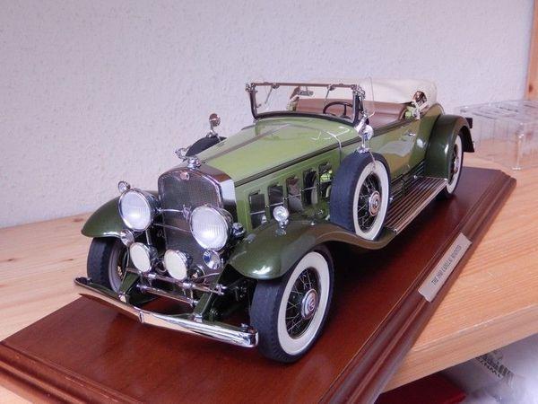 Danbury Mint 1930 Cadillac V-16