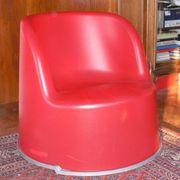 Ikea Kimme Sessel aus Kunststoff