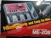 BOSS ME-20B Multieffektgerät