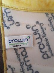 proWin Flächenfaser Trocken gelb neuwertig