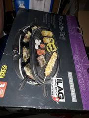 Raclette mit Grill
