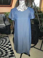 Kleid blau NEU