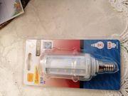 2 LED Glühbirnen E14