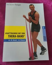 Buch Krafttraining mit dem Thera-Band
