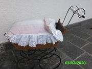 Antiker Kinder- Puppenwagen