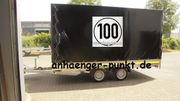 PKW PROFI Anhänger 4m x