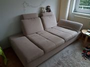 2 Sitzer funktions Couch Sofa