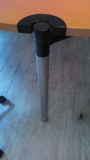Schreibtisch hochwertig auf 5 Beinen