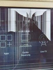 Grundig Fernseher mit displayschaden