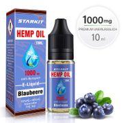 Starfruit Blaubeer E-Liquid 1 000mg