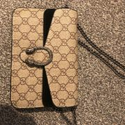 Gucci GG Dionysus Bag schwarz
