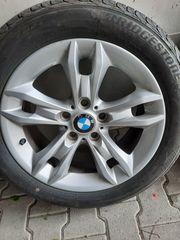 Für BMW X1 4 Alu