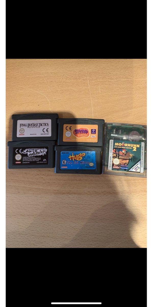 Gameboyspiele