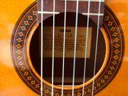Gute Yamaha Konzert Akustik Gitarre