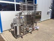 Milch Platten Pasteurisator Plattenpasteur Pasteur -