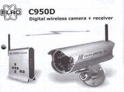 2 Digital Cameras mit Receiver