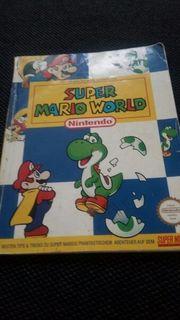 Super Mario World Lösungsbuch