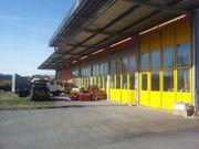 Garage Halle Wohnmobil Wohnwagen Boot