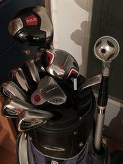 Männer-Golfschläger-Set Callaway Big Bertha inkl