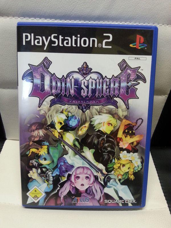 Odin Sphere für die PS2