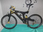 K2 Proflex 1998 carbon Mountainbike