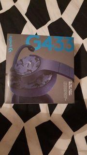 Logitech headset G433