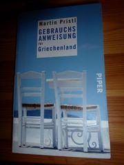 Gebrauchsanweisung für Griechenland Piper-Verlag