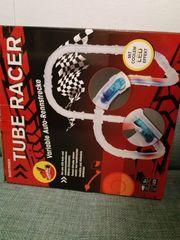 Tube Racer Auto Rennstrecke Rennbahn