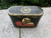 Alte Blechdosen Teedose Zigarrendose Keksdosen