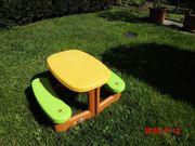 Kleinkinder Picknicktisch sehr guter Zustand