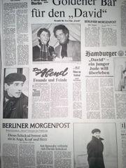 Berlinale Goldener Bär A1 - Plakat