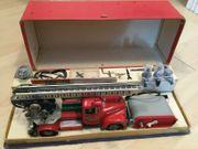 Schuco 6080 Feuerwehr in OVP