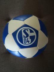 Kleiner Fussball Softfussball Schalke 04